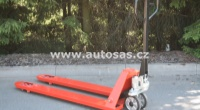 Nízkozdvižný paletový vozík SASPARTS TP 20/1800