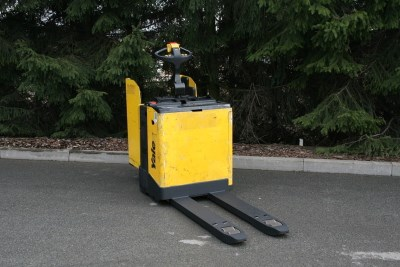 YALE MP 20 X powered pallet truck