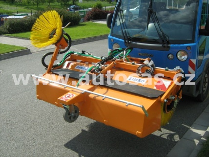 Road sweeper MZS 145 K NEW