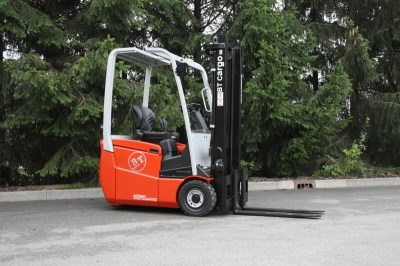 BT C3E 150 electric forklift