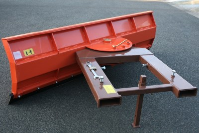 Snow plough for forklifts SASPARTS PROFI 1700