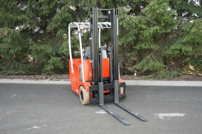BT C3E 130 R electric forklift